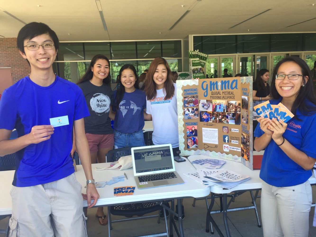 Fall Student Org Tabling