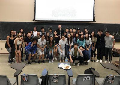 UCSD First GBM ('18-'19)