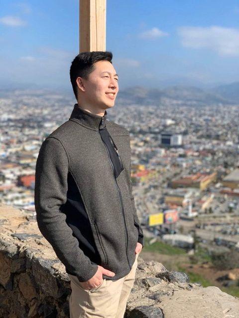 Dr. Alex Chang