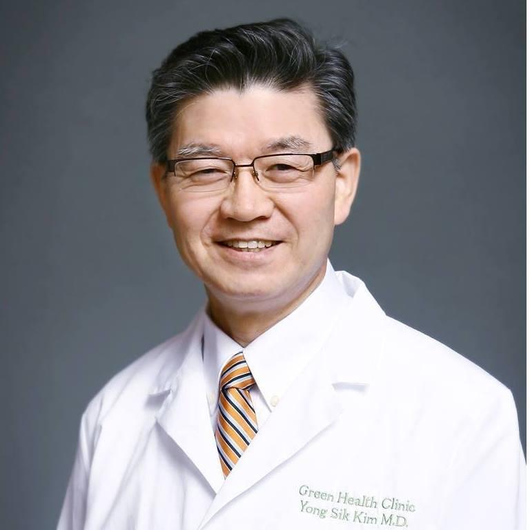 Dr. Yong Sik Kim MD PhD   Family Medicine