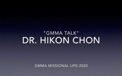 [GMMA TALK] Dr. Hikon Chon