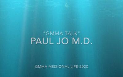 [GMMA TALK] Paul Jo