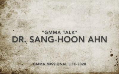 [GMMA TALK] Sang Hoon Ahn MD. MPH