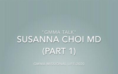 [GMMA TALK] Susanna Choi Part 1