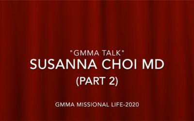 [GMMA TALK] Susanna Choi Part 2